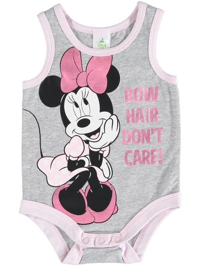 Baby Minnie Mouse Bodysuit