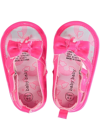 Baby Girl Soft Sole Bow Sandal
