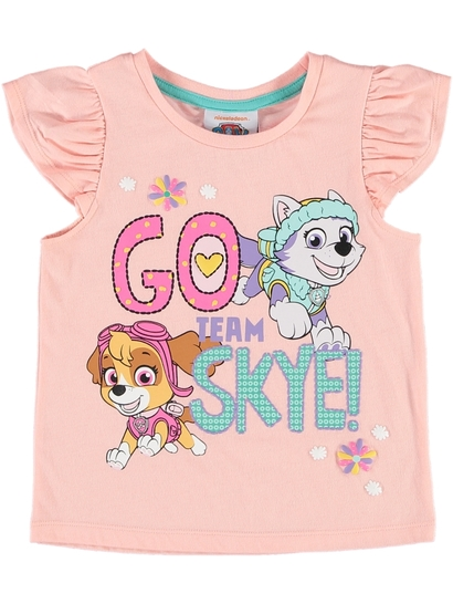 Toddler Girls Paw Patrol Top