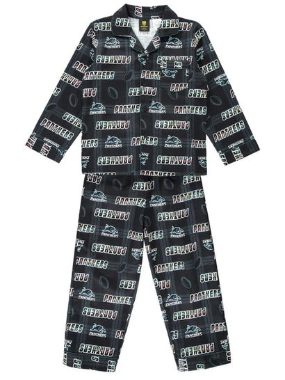 Nrl Youth Full Flannel Pj