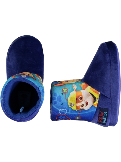 Toddler Boy Paw Patrol Slipper Boots