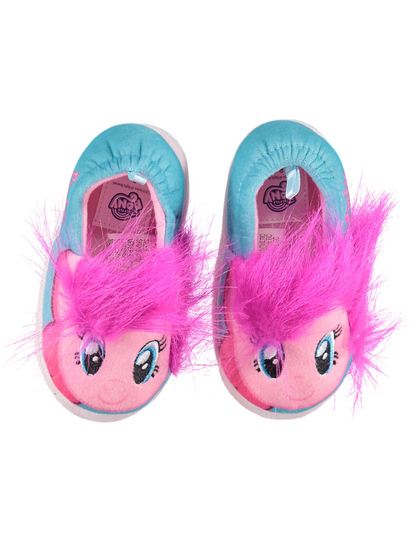 Toddler Girl My Little Pony Slipper