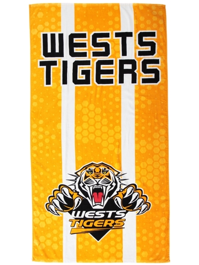 Adult Nrl Beach Towel