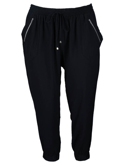 Plus Soft Crop Jogger Pant