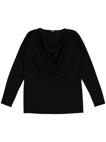 Roll Neck Pullover Womens