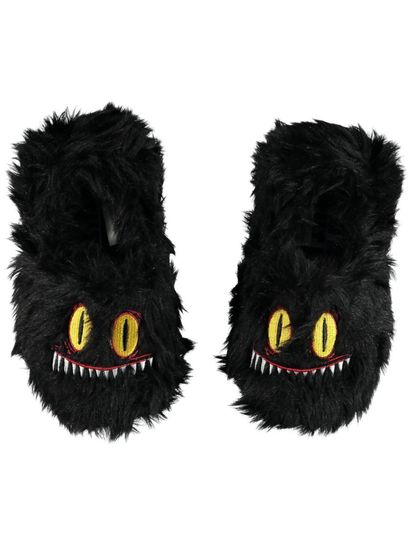 Toddler Boy Monster Slipper
