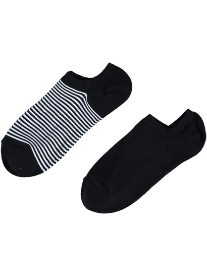 No Show 2Pk Socks Womens