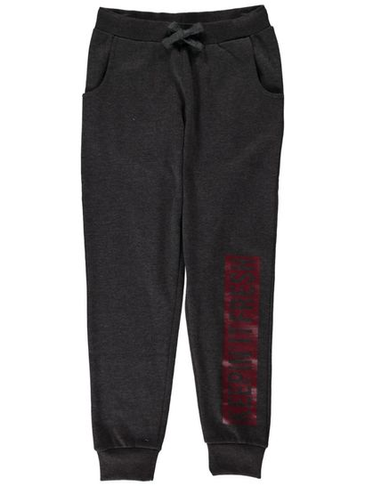Boys Print Fleece Trackpant