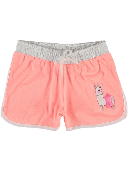 Toddler Girls 3D Knit Short