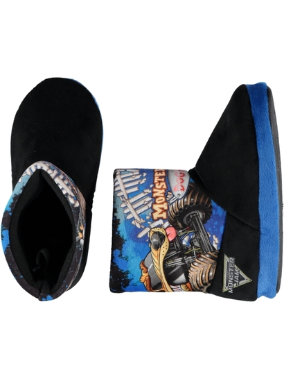 Toddler Boy Monster Jam Slipper Boot