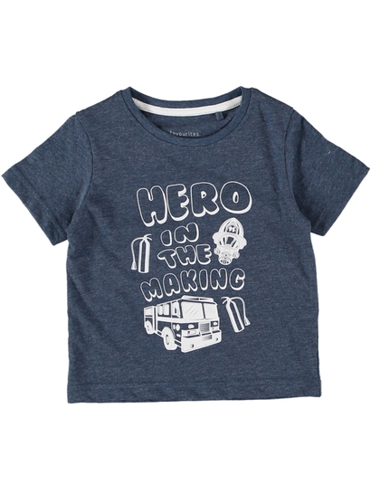Toddler Boy Print T-Shirt