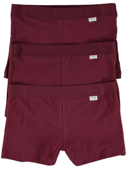 Girls 3 Pack Netball Knicker