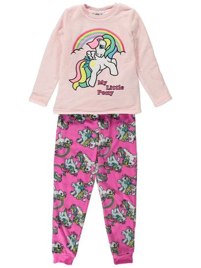 Girls My Little Pony Pyjama Set