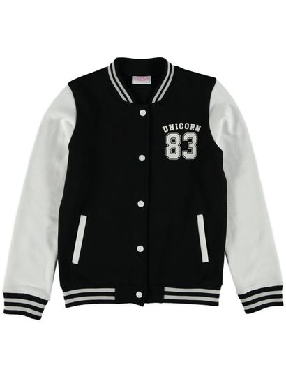 Girls Collegic Jacket
