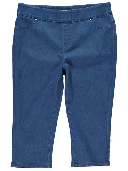 WOMENS KATE PULL ON CROP JEGGING