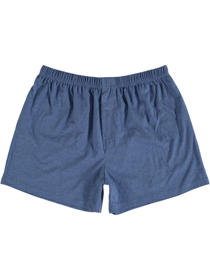 Mens Basic Knit Boxer