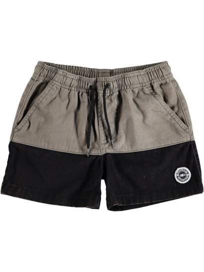 Toddler Boys Woven Short