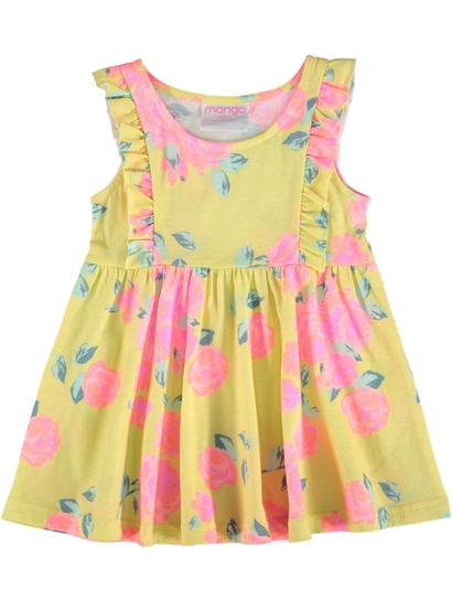 Toddler Girls Ruffle Dress