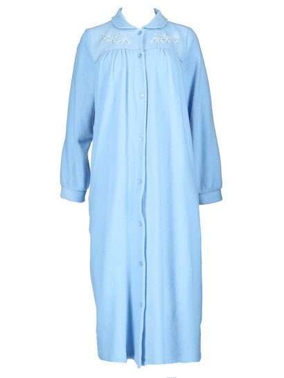 Microfleece Dressing Gown