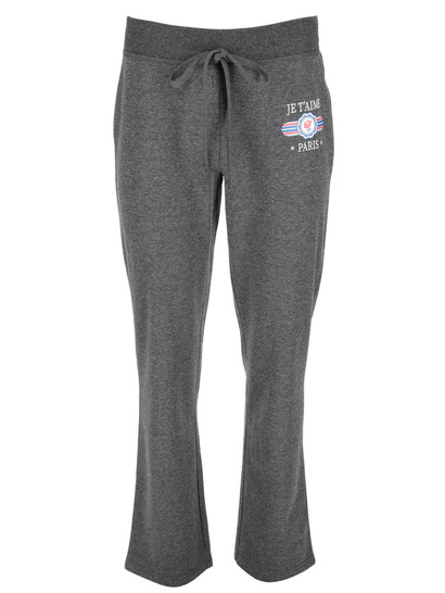 Womens Branded Wide Leg Trackpant
