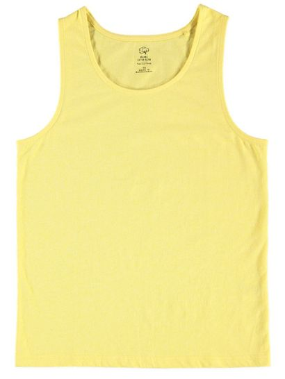 Boys Solid Tank