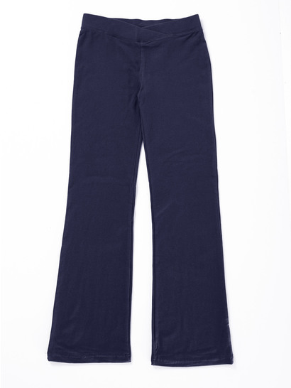 NAVY BLUE GIRLS JAZZ PANTS