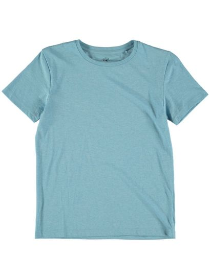 Boys Blended Organic Cotton Tee