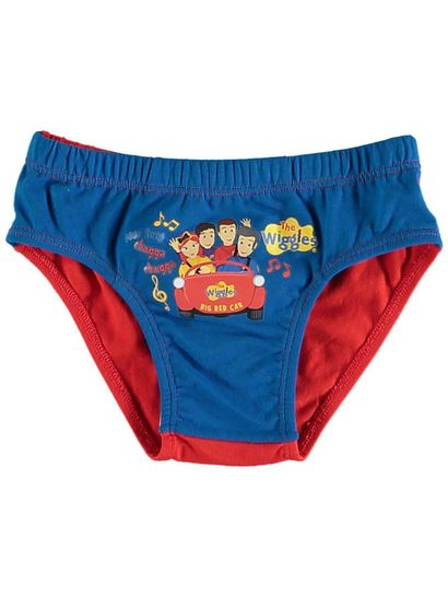 Boys Wiggles Brief