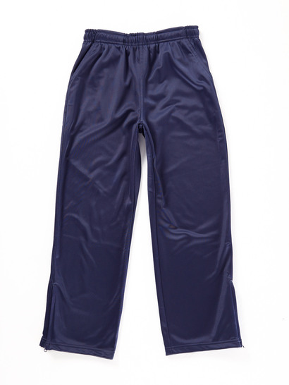 NAVY BLUE KIDS TRICOT TRACKPANTS