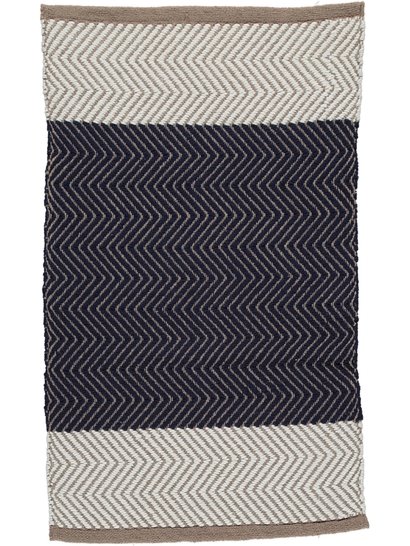 Chevron Bathmat