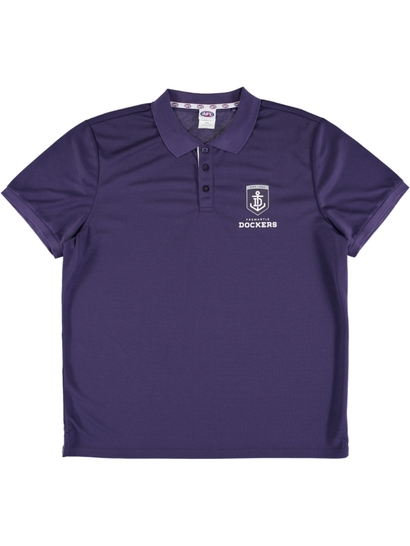 Mens Afl Sp Mesh Polo