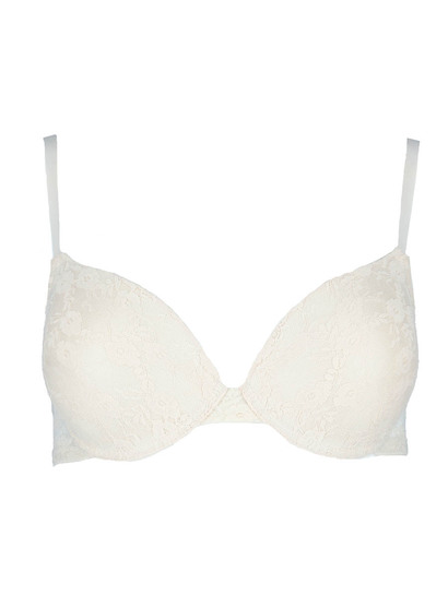 BASIC LACE PUSH UP BRA