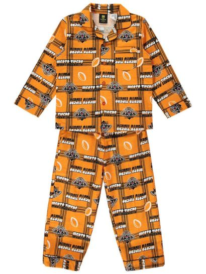 Toddler Nrl Full Flannel Pj