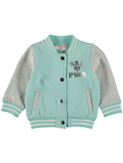 TODDLER GIRLS COLLEGE JACKET