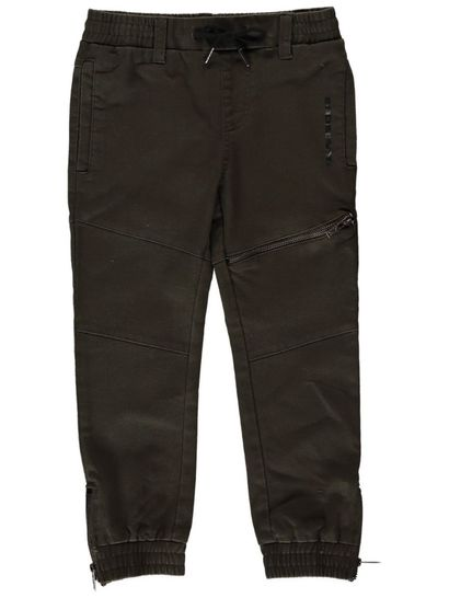 Toddler Boy Bad Boy Woven Jogger