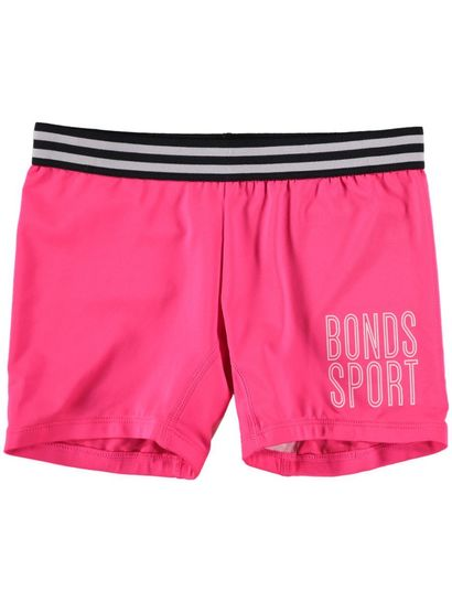 Girls Bonds Sport Shortie