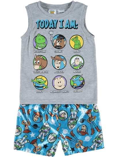 Boys Licence Pyjamas - Toy Story