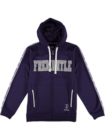 Mens Afl Bonded Fleece Jacket