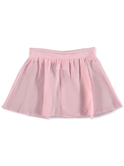 TODDLER GIRL DANCE SKIRT
