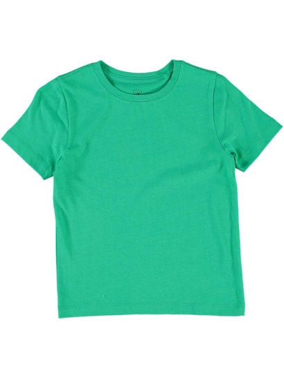 Toddler Boys Organic Cotton Tee