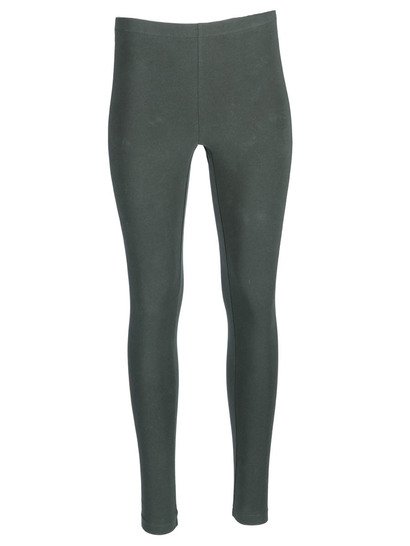 Womens Plus Basic Legging