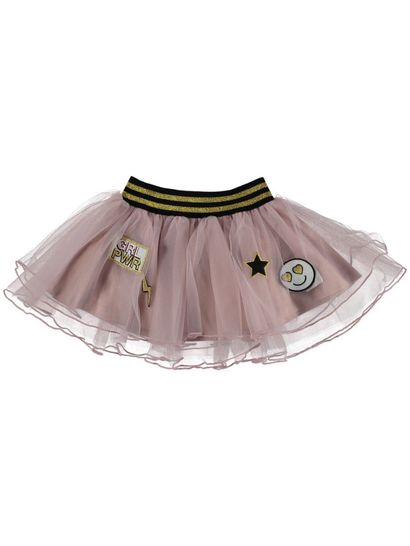Toddler Girls Tulle Skirt