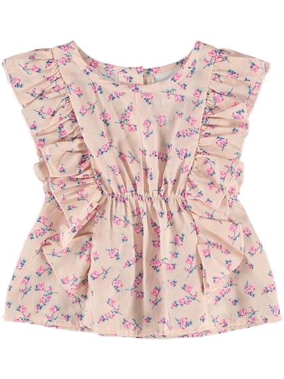 Toddler Girls Woven Top