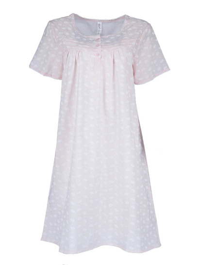 Womens Plus Traditional Woven Nightie