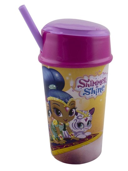 Shimmer And Shine Sip And Snack