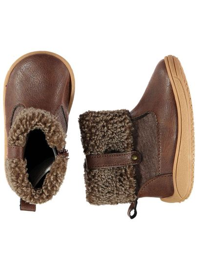 Baby Boy  Sherpa Boot