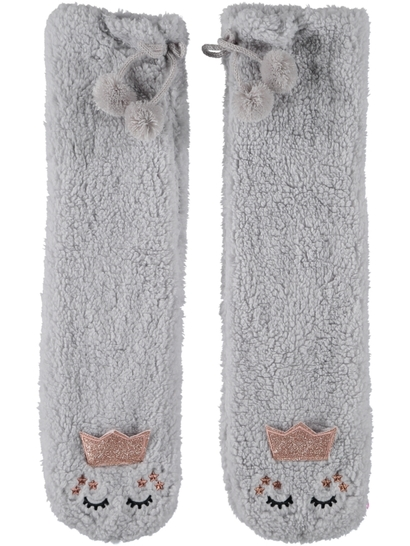 Coral Fleece Bedsocks Womens