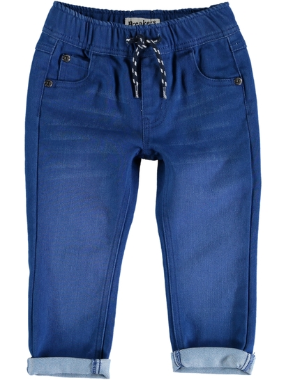 Boys Denim Jogger Pant