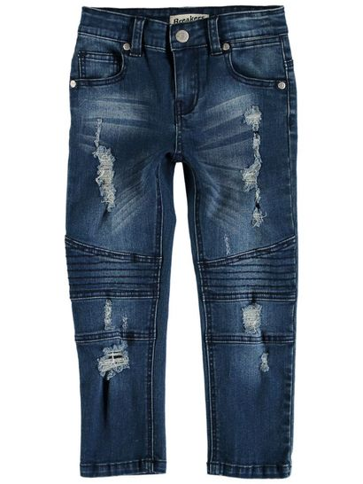 Boys Denim Biker Jean