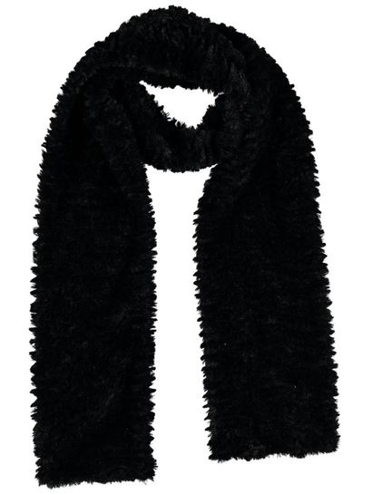 Women Faux Fur Scarf